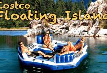 Best Floating Islands