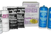 Pool Winterizing Kits