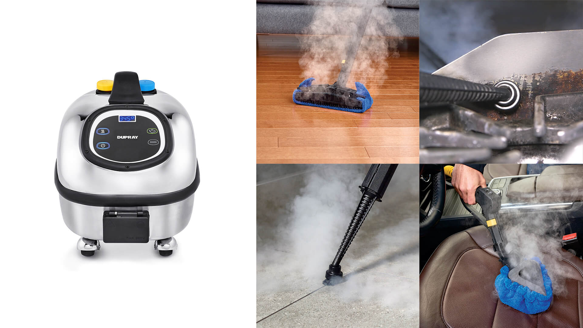 Best Canister Steam Cleaners Reviews
