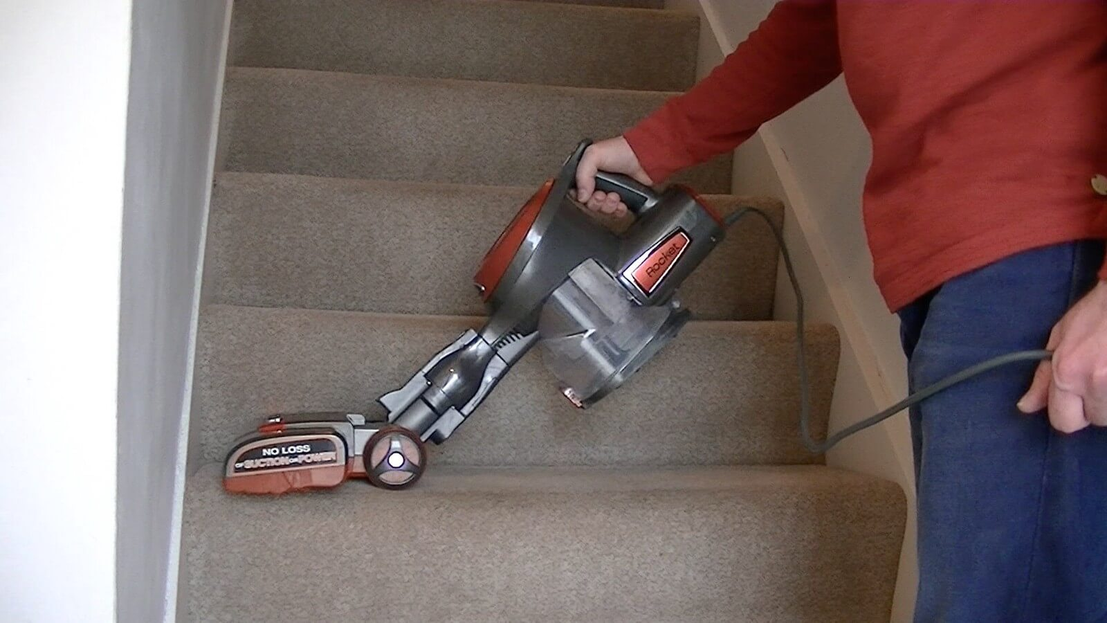 Best Vacuums For Stairs Reviews 2020
