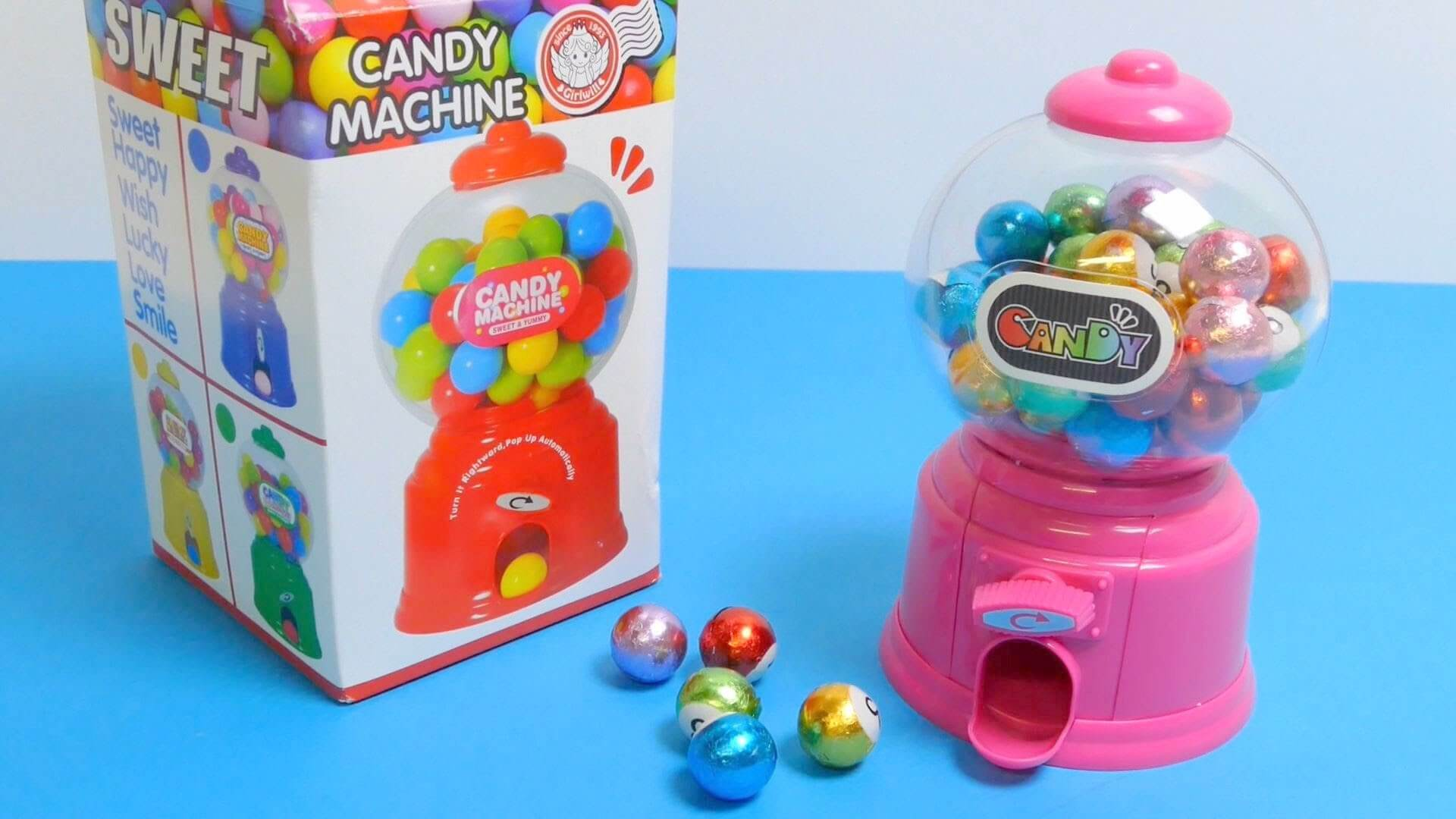 candy dispenser review