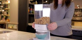 cereal dispenser review