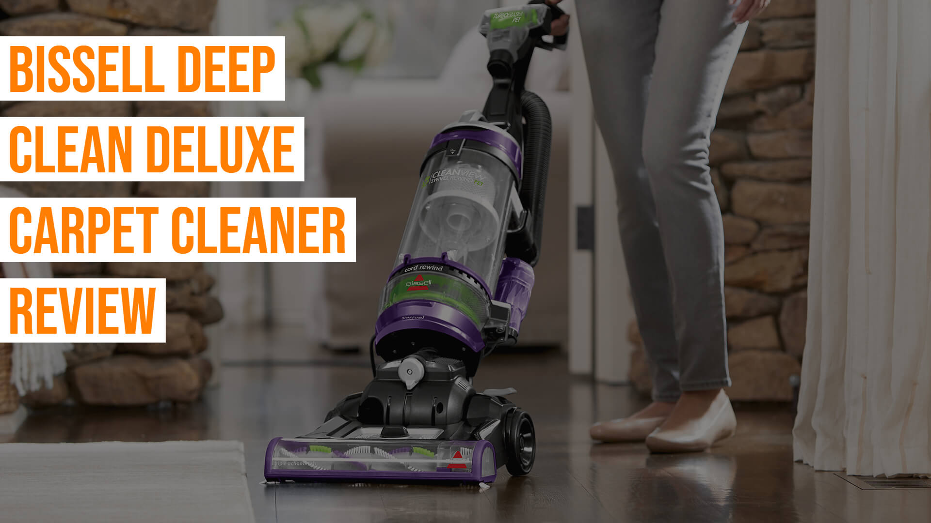 Best Bissell Carpet Cleaners Reviews