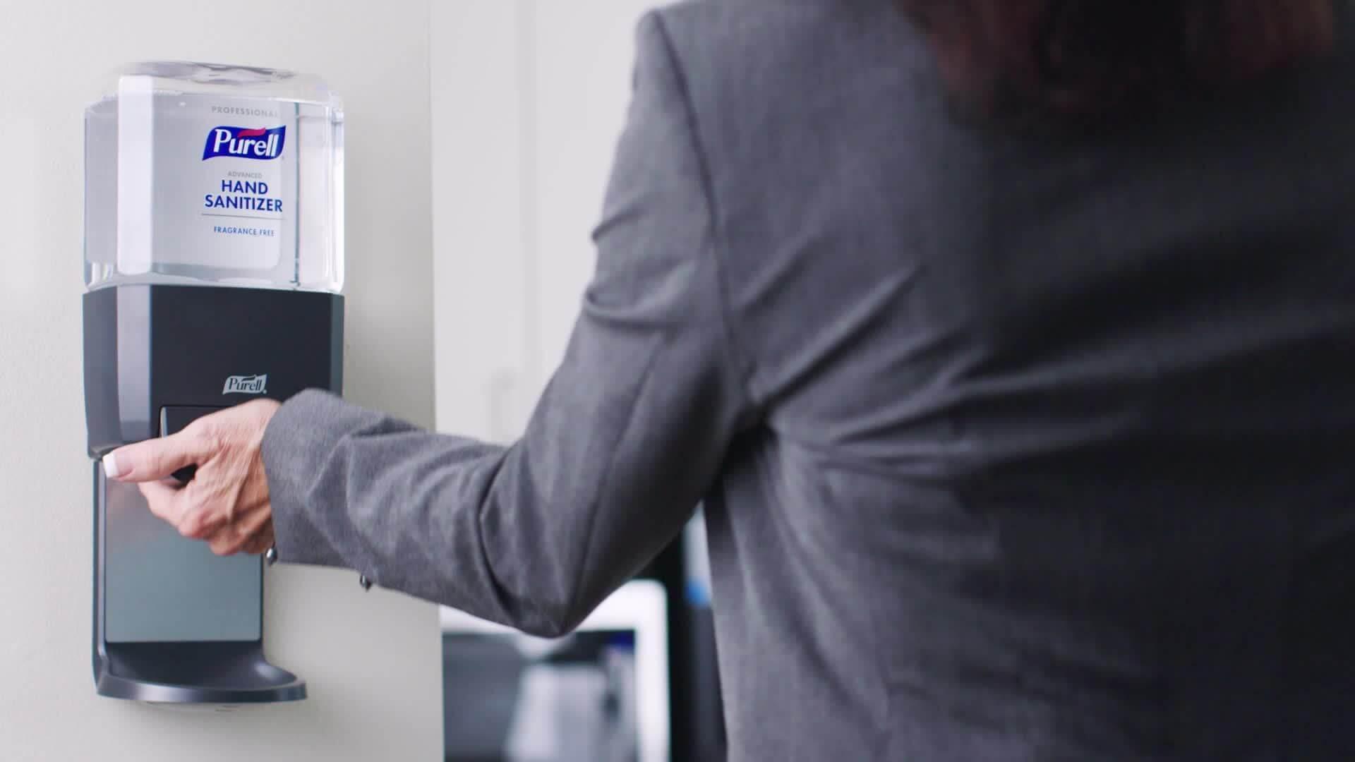Best Hand Sanitizer Dispenser Reviews