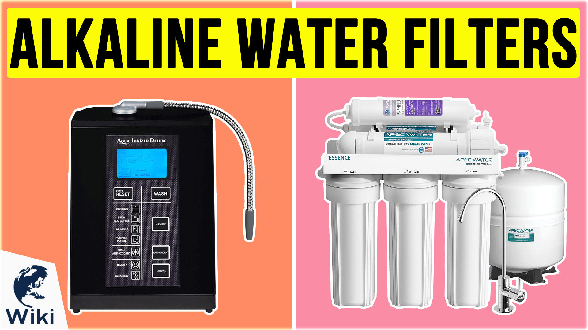 Best Alkaline Water Filter Reviews