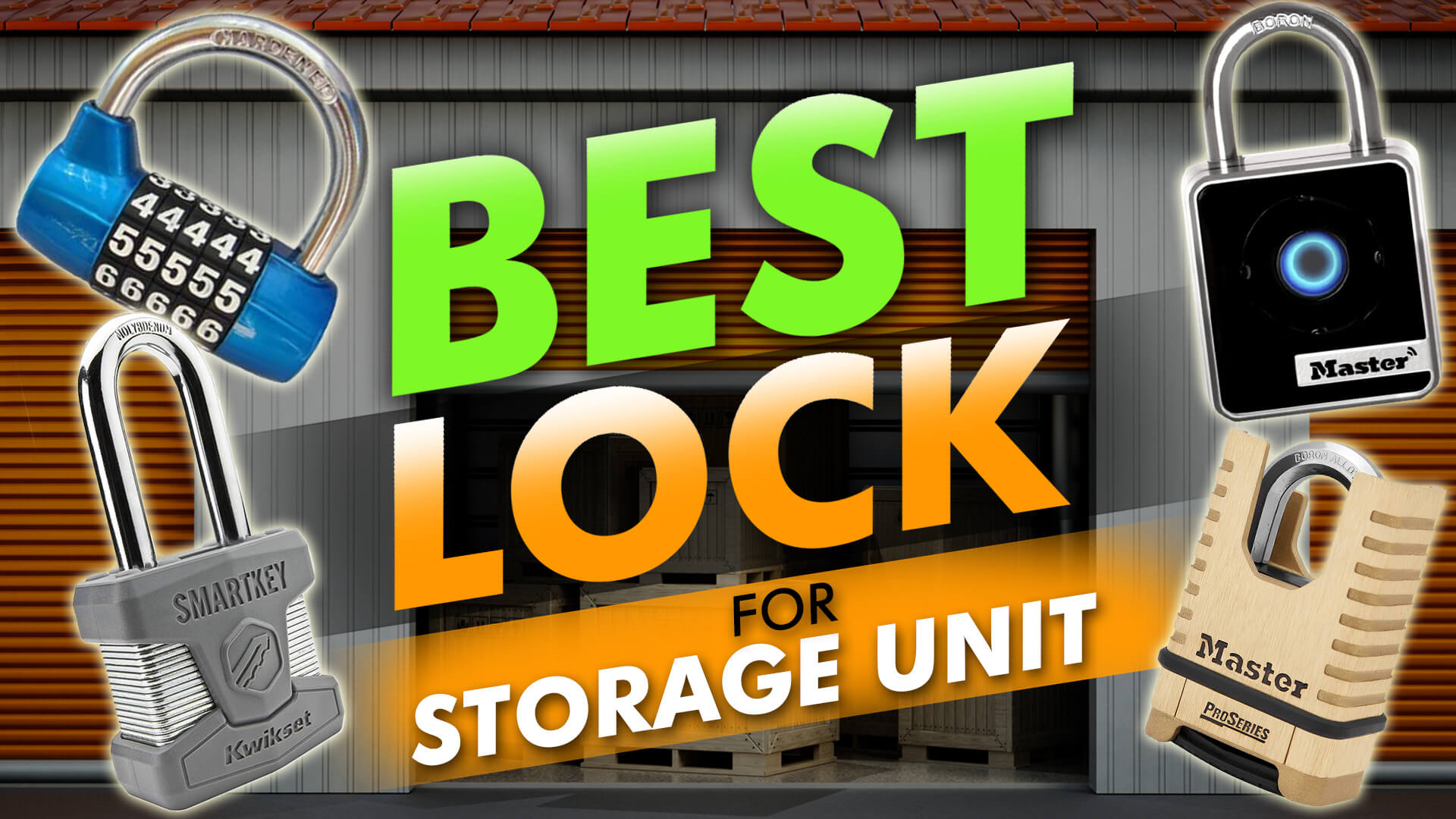 Best Lock for Storage Reviews